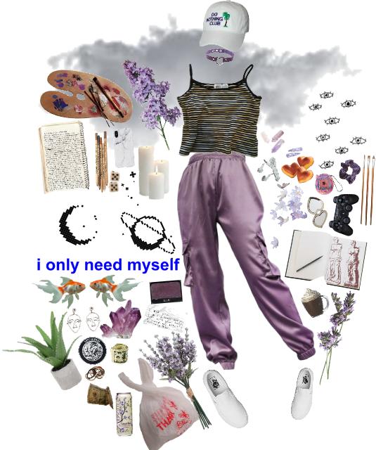 ♓ i only need myself