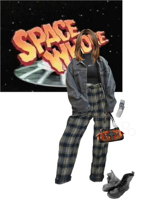 space whore