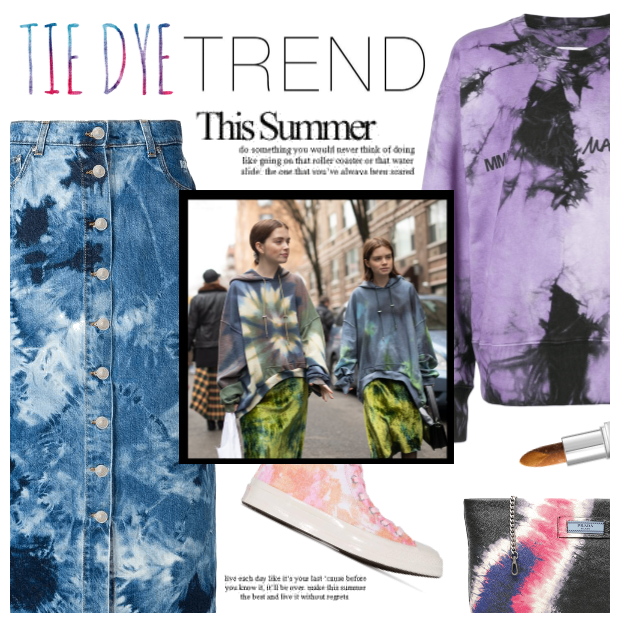 Summer Trend: Tie-Dye