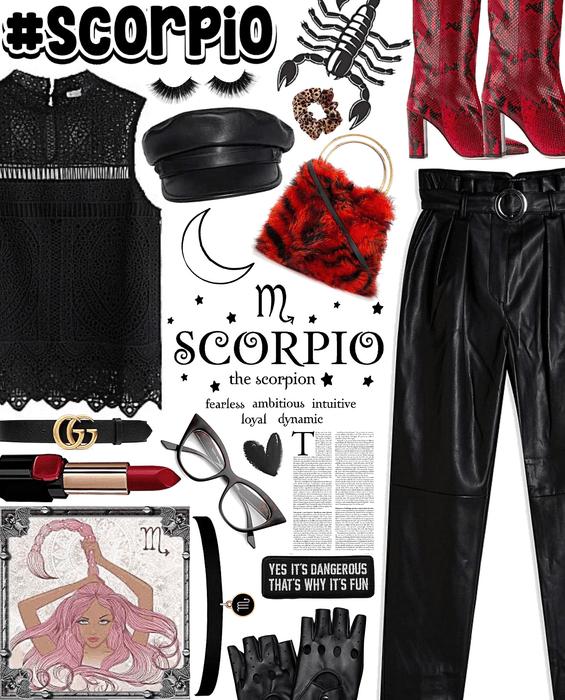 Scorpio Style