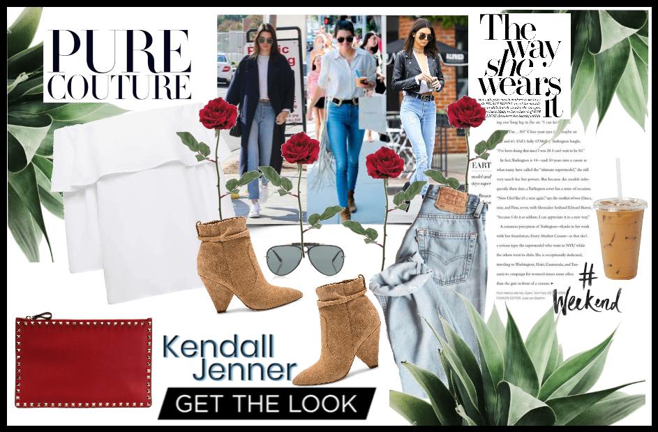 Celebrity Style: Kendall Jenner