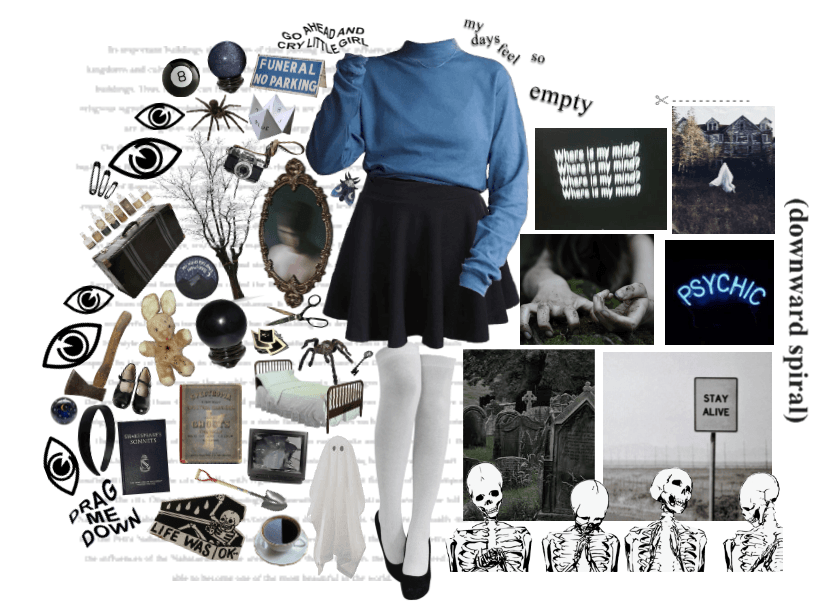 oc: Harley // Dead Girl Walking