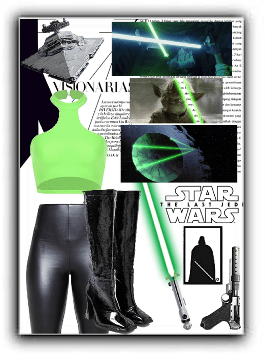 May the 4th be with you💚