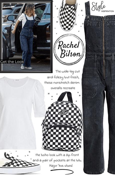 Rachel Bilson Style Inspiration