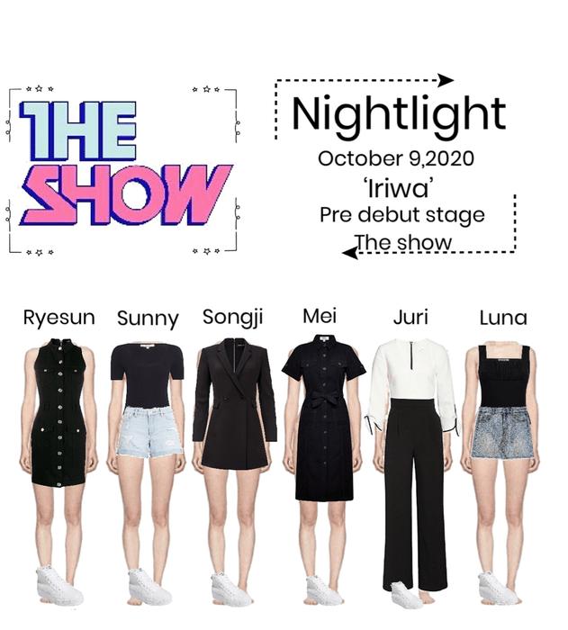 Nightlight (Iriwa) | Pre debut stage