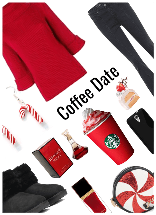 Coffee Date For holidays