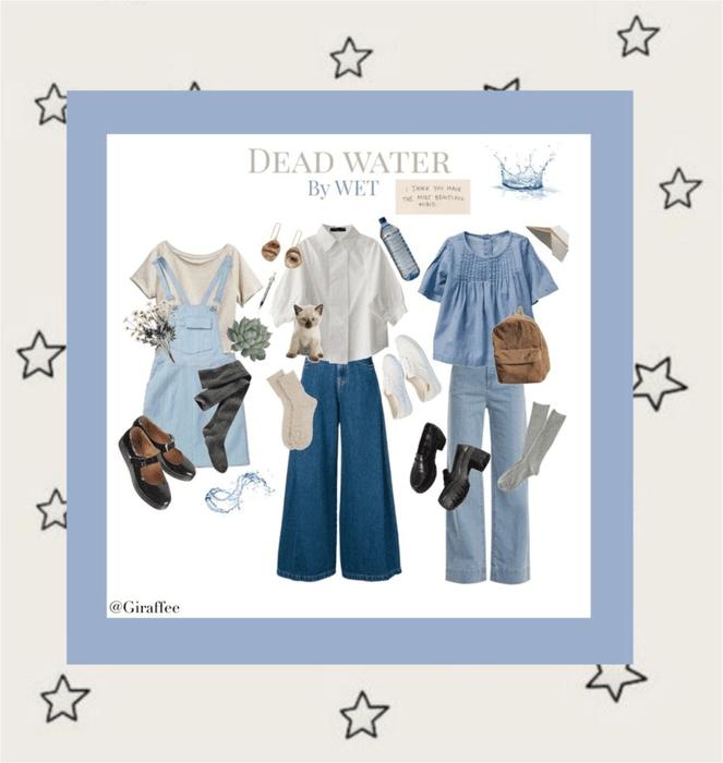 Deadwater by Wet