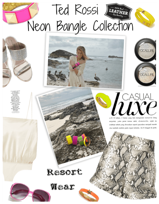 Resort Wear: Casual Luxe
