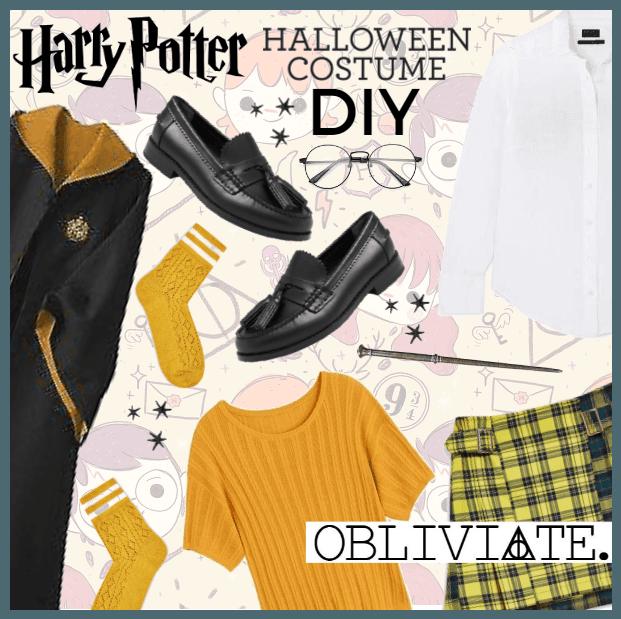 Harry Potter DIY Costume