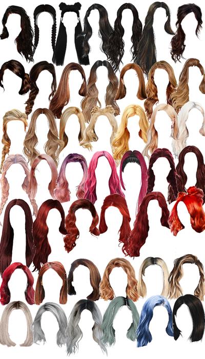 CR Closet—Chameleon Hair Styles