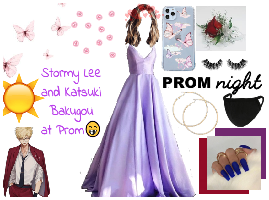 Stormy Lee Prom