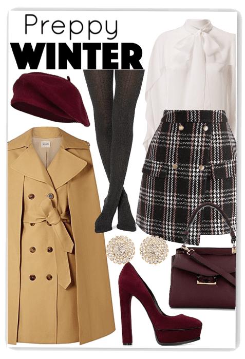 Preppy Winter
