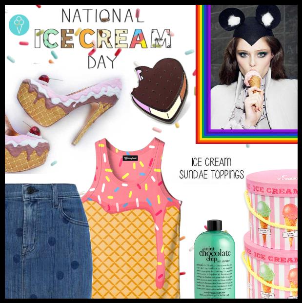 Nat. Ice Cream Day is on 7/21