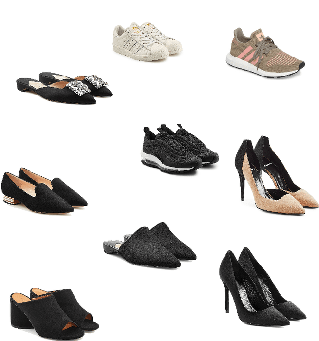 Williesha's  Shoes
