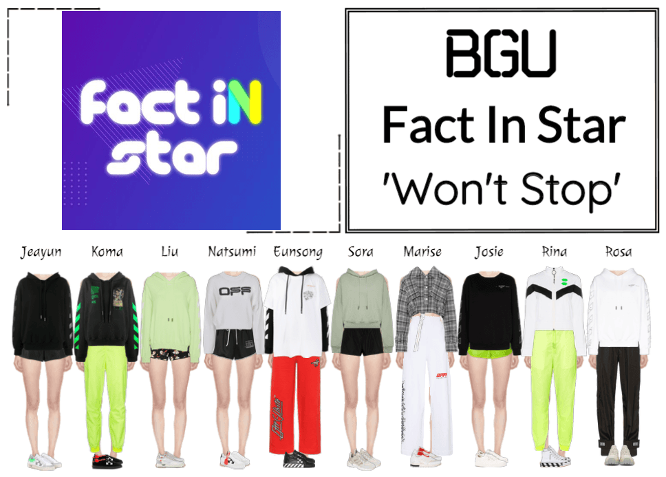 BGU Fact In Star