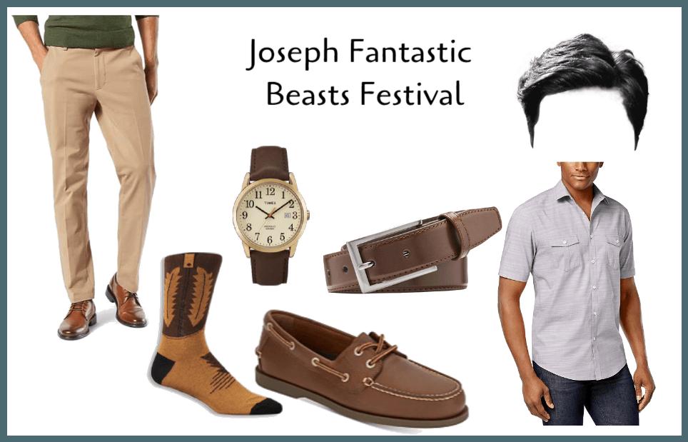 Joseph Fantastic Beasts Festival