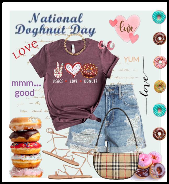 National Doughnut Day