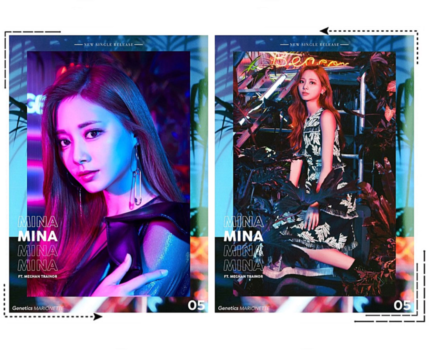 MARIONETTE (마리오네트) 'GENETICS (Ft. Meghan Trainor)' Teaser 5 (Mina)