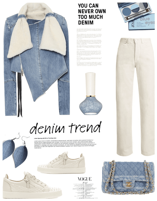 Denim Jacket Trend