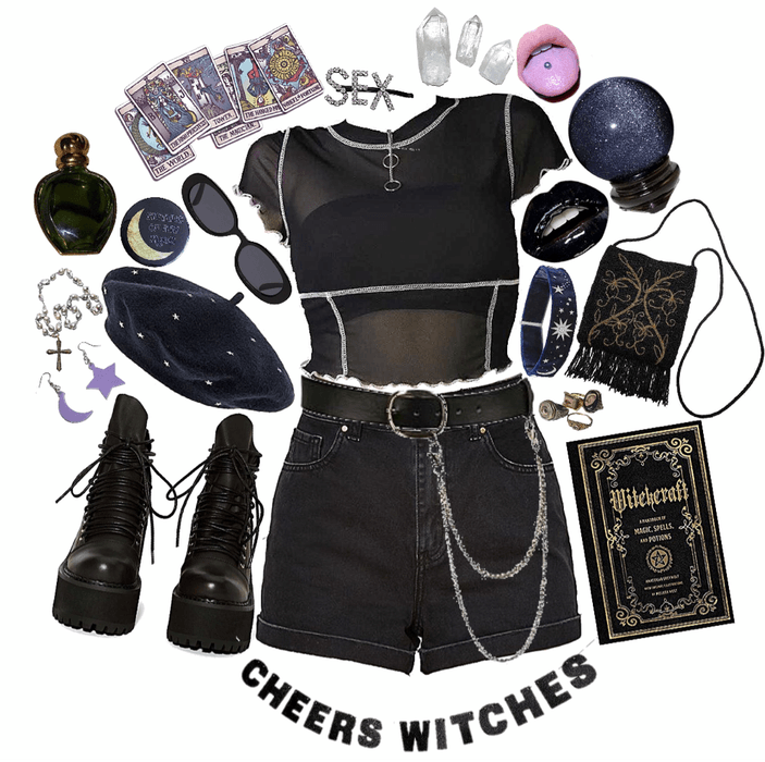 THAT teenager witch