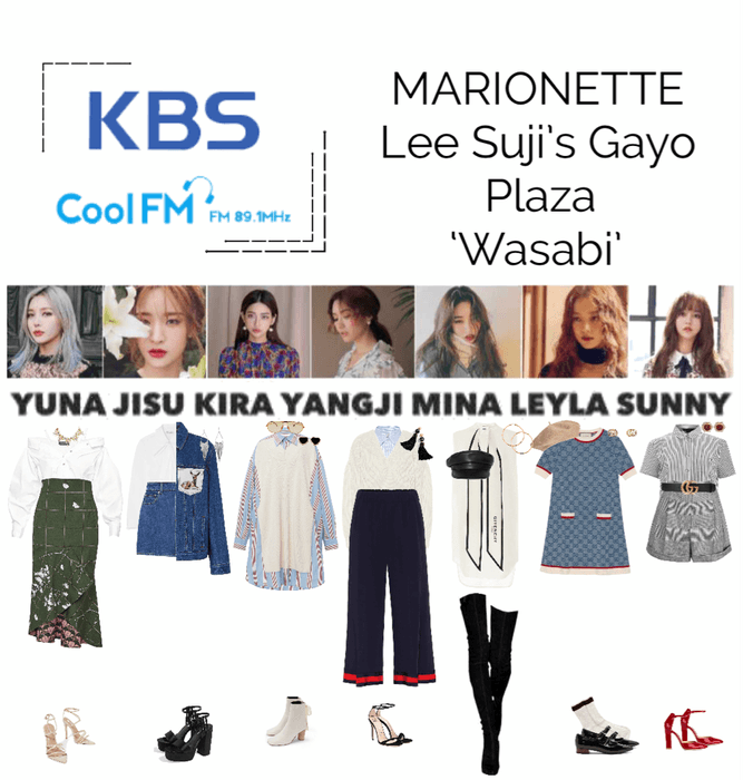 {MARIONETTE} Lee Suji's Gayo Plaza Radio