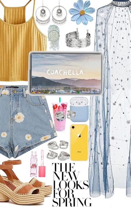 Coachella inspired