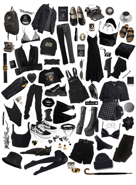 black is truly the best