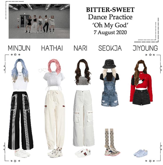 BITTER-SWEET [비터스윗] Dance Practice 200807