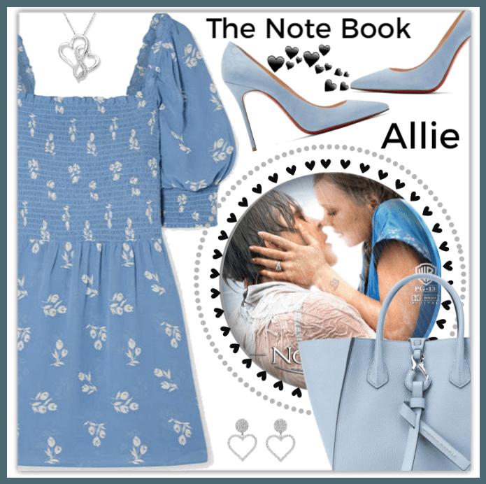 The Note Book Movie by Nicholas Sparks
