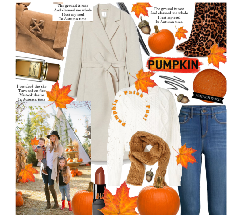 Pumpkin fashion