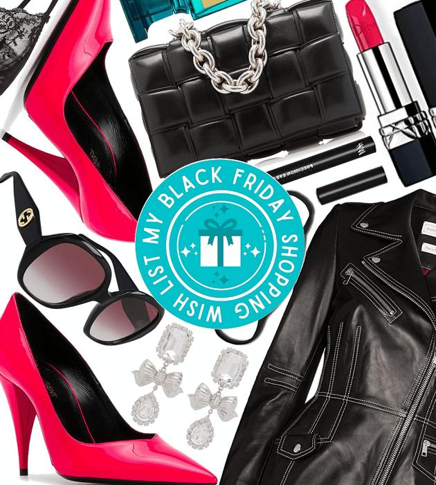 FALL 2020: Black Friday Wishlist (Fashionista Edition)