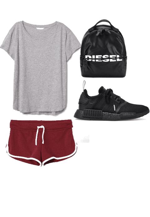 cheer practice/ athletic wear