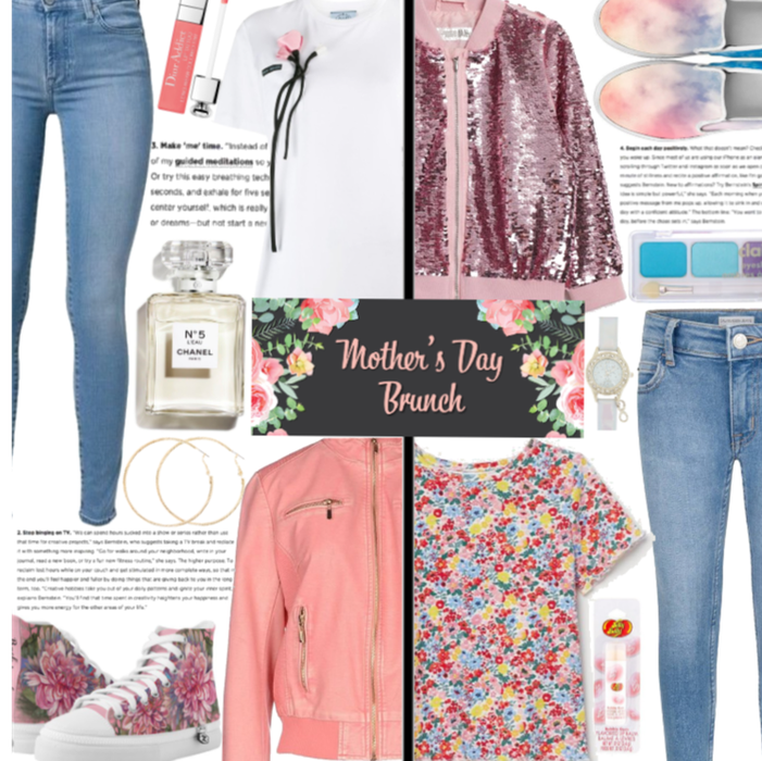 Mothers Day Brunch: Mother daughter style