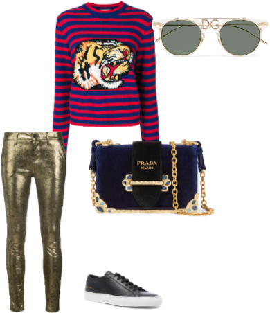 Luxe casual