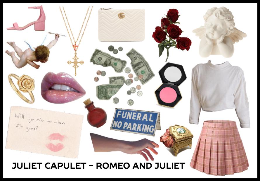 Juliet Capulet - Romeo and Juliet