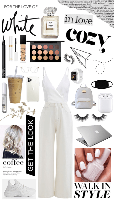 ~ for the love if white ~