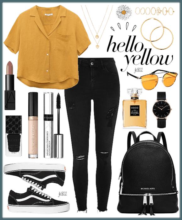 hello yellow // #9