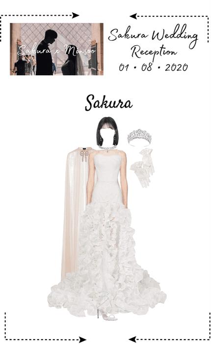 Sakura Wedding Reception