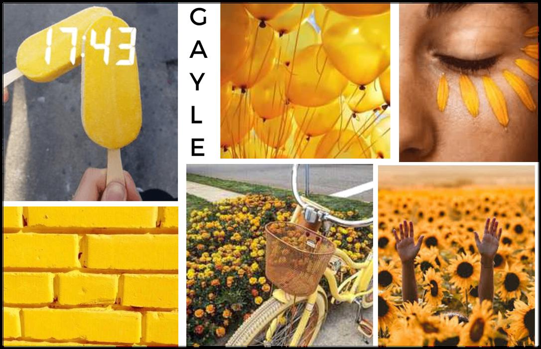 Name Aesthetic Board: Gayle