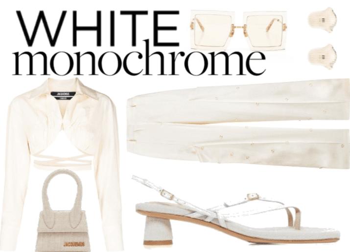 White Monochrome