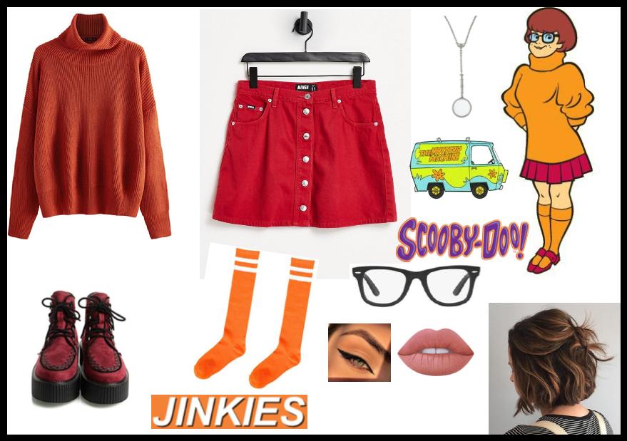 Scooby Doo Where Are You! - Modern Velma