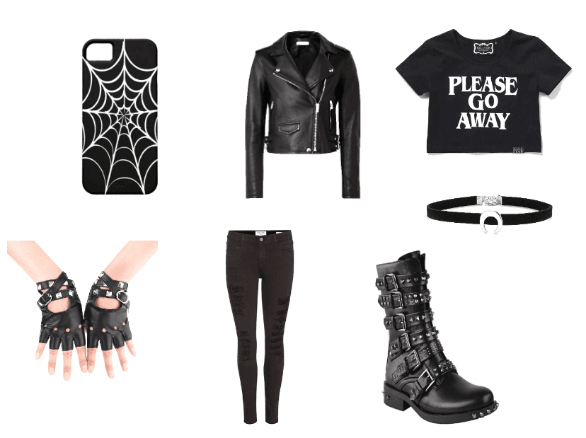 Punk Outfit Shoplook