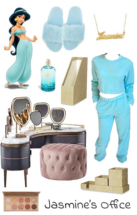 Jasmine's Home Office - Beauty Guru