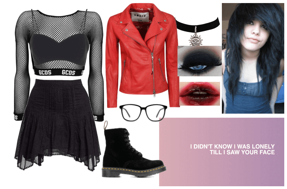 Carol's Mall Outfit