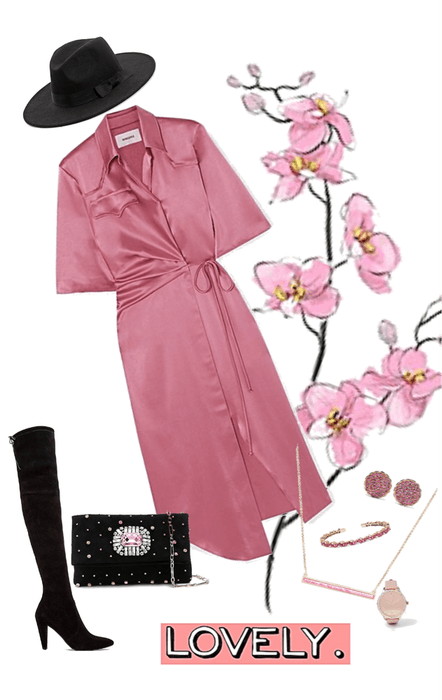 color it Pink