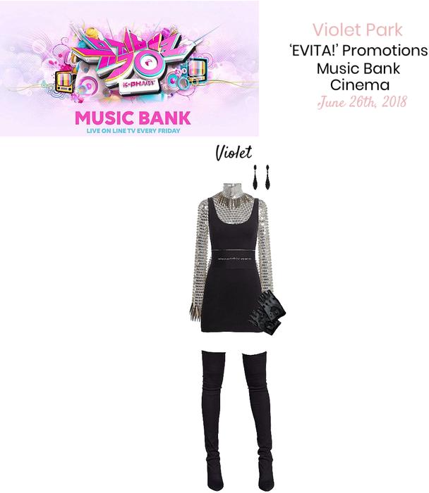VioletPark_ 'EVITA!' Music Bank