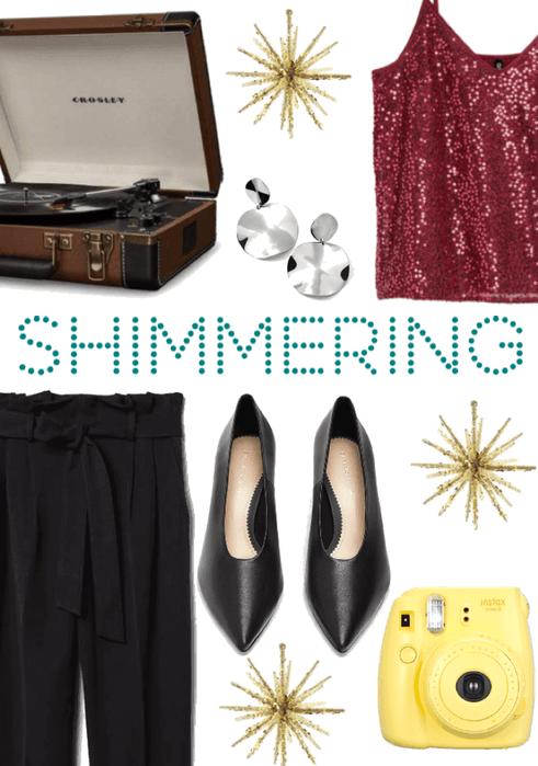 Shimmering
