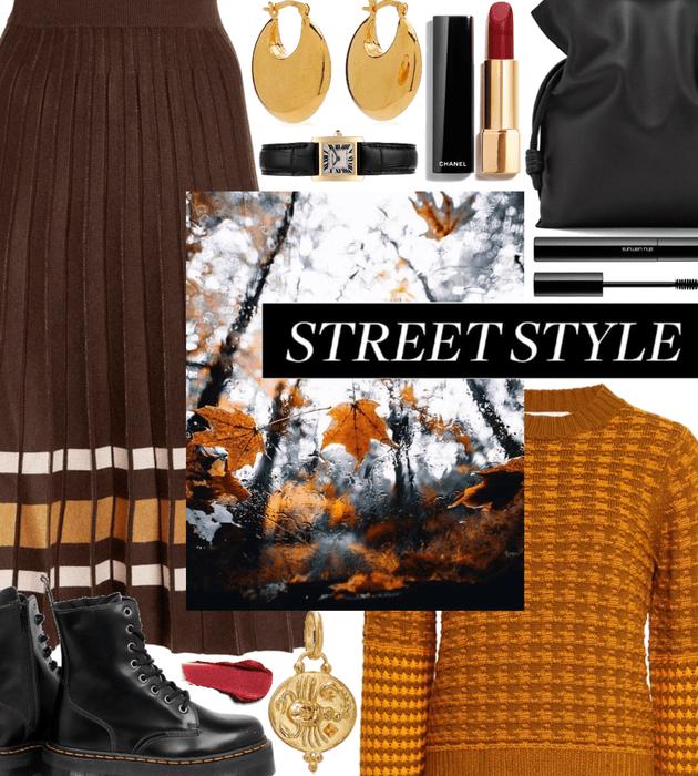 FALL 2021: Street Style