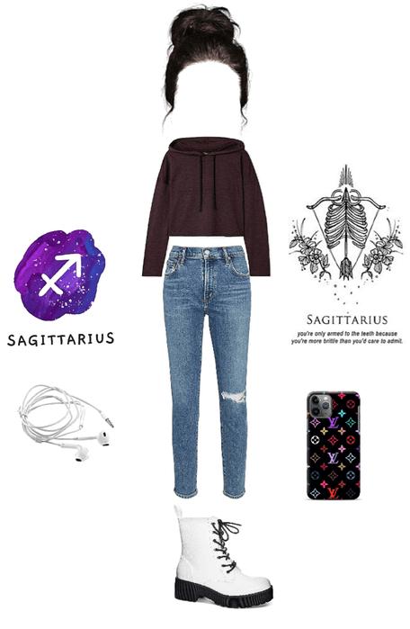 Casual Sagittarius ♐️