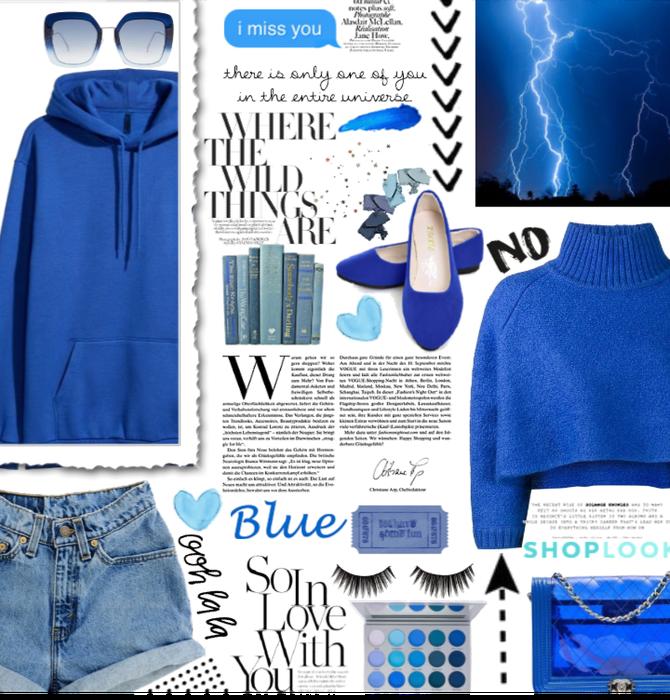@cherry_cute contest/ blue/colors